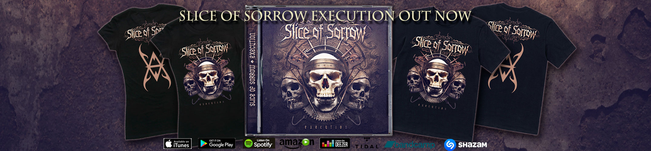 Slice of Sorrow Execution Out